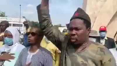 Mali protests, July 2020