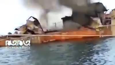Iran accident in Oman Gulf