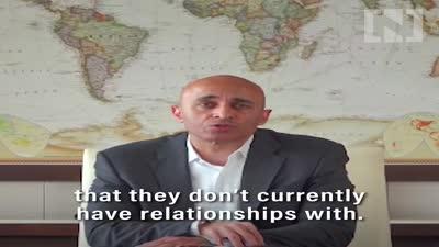 يوسف العتيبة يتحدث عن مقالته الذي يطالب بالمحادثات المباشرة مع إسرائيل، يونيو 2020