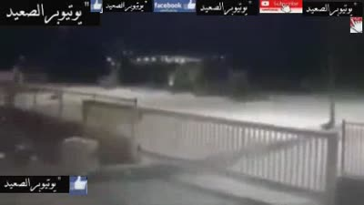 فيديو يوثق لحظة خروج الأسرى الفلسطينيين الستة من سجن جلبوع، 5 سبتمبر 2021