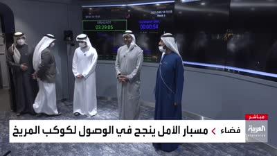 Emirates Mars Mission reach Orbit of Mars, Feb 9, 2021