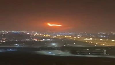 انفجار هائل في دبي،7 يوليو 2021