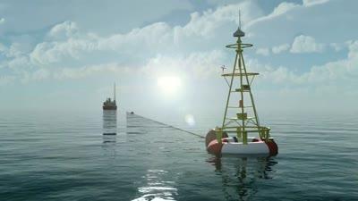 فيديو توضيحي عن مشروع حقل ستنوز في خليج المكسيك