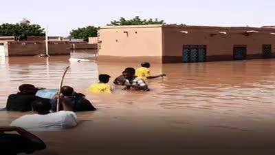 فيضانات السودان، سبتمبر 2020