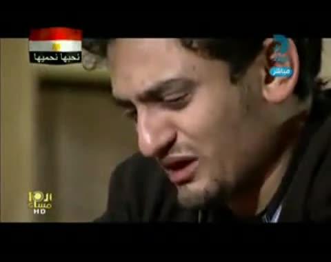 وائل غنيم يبكي مع منى الشاذلي