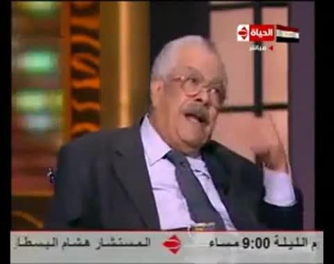 حسب الله الكفراوي يتكلم بعد ثورة يناير 2011