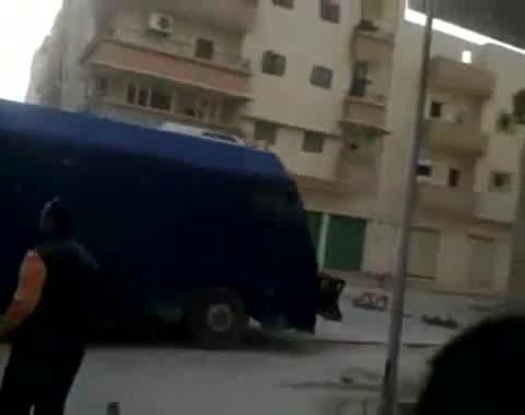 من أحداث الثورة الليبية 2011