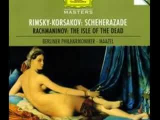 موسيقى شهرزاد - ريمسكي كورساكوف