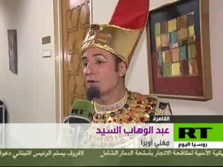 عن أوبرا عايدة في الأوبرا المصرية 2015