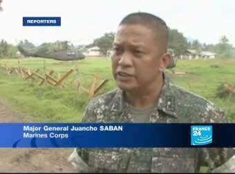 تمرد أبو سياف في سولو، جنوب الفلبين