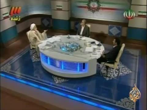 الانتخابات الرئاسية الإيرانية 2009 - أحمدي نجاد وكروبي