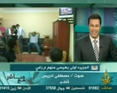 إبراهيم عيسى إثر منعه من النشر في 2010
