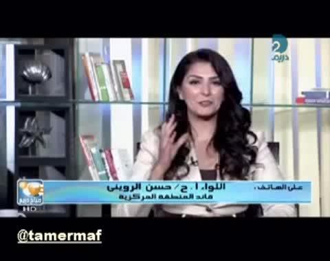 اللواء حسن الرويني: أنا بأرمي الإشاعة في الميدان