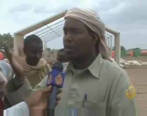 القحط في الصومال