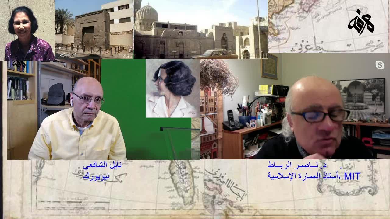 ليلى إبراهيم - ناصر رباط