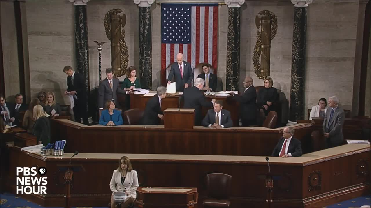 joint session of Congress confirm electoral college results January 2017