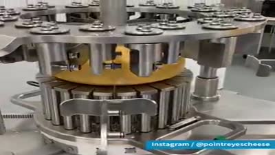hydraulic press in cheese processing