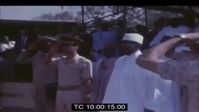 زيارة معمر القذافي إلى النيجر