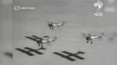 قيام القوات الجوية المصرية برحلة طيران (1936)